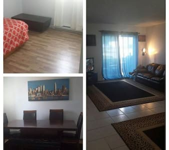 Chambre coquette internet inclus - Sherbrooke - Wohnung