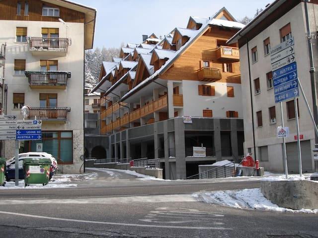 Appartamento tipico montano - Tarvisio - Huoneisto