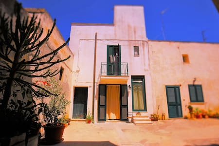 Comfortable house with a large roof terrace - Uggiano La Chiesa - Dom