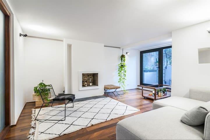 Beautiful Modern and Spacious Hackney Flat - Londres - Apartamento