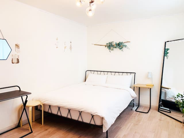 ♣ 5min Seoul station / Prime location cozy space ♣