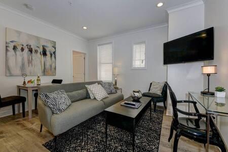 DuPont Circle/Kalorama Luxury Apartment Suite 1