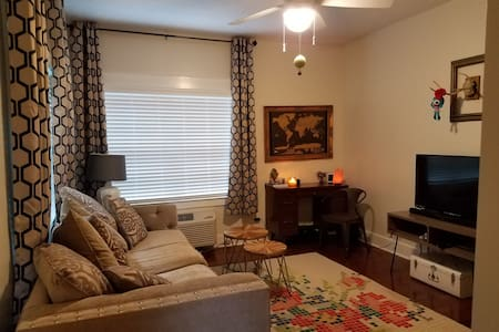 Renovated 1 BR in Highland Park - Birmingham