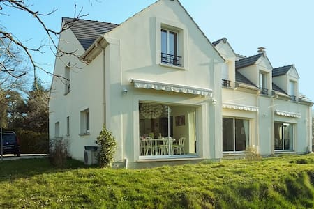 Large House 450m2 close to PARIS - París - Casa