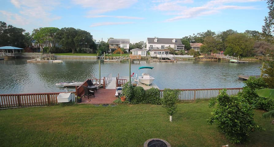 Mermaid Cove - 2BR Tybee Island Back River Retreat