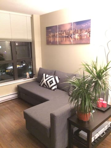 Cozy Apartment, Steps Away from Everything! - New Westminster - Departamento