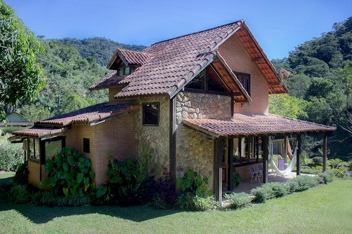 Toca da Onça Cottage