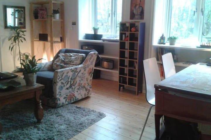 Cozy Room in Central Copenhagen - Frederiksberg - Apartamento