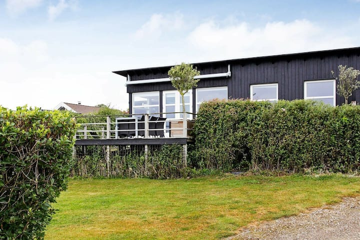 Lovely Holiday Home in Slagelse with Barbecue