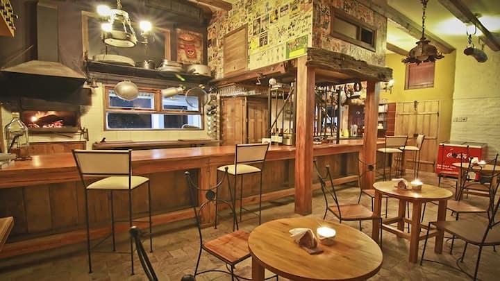 Hostel Punta Ballena Bar