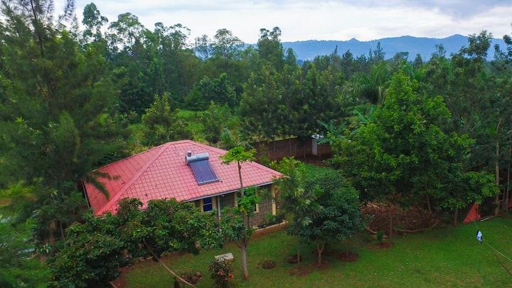 Kisumu House 1. Comfort, serene, scenic & homely.