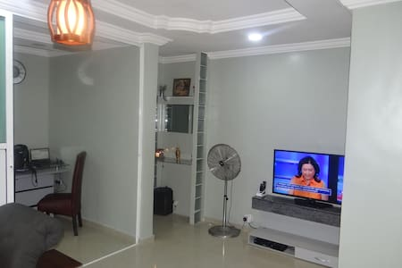 2 Bedroom flat @ Onike - Yaba, Lagos for Short-let