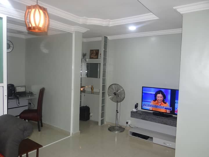 2 Bedroom flat @ Onike - Yaba, Lagos for Short-let