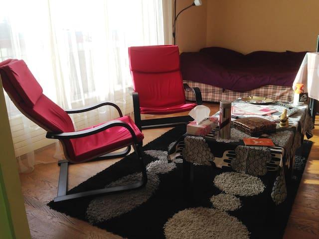 Appartement T1 sur Evreux - Évreux - Apartemen