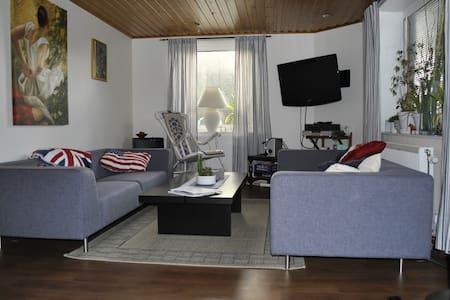 Charmig lägenhet i Hunnebostrand - Hunnebostrand - Appartement