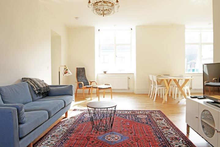 Stor tvåa med Visbys bästa läge - Visby - Appartement