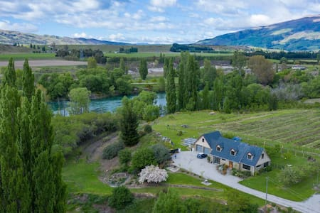 Coal Creek Inn - on the Clutha River - 3 night min