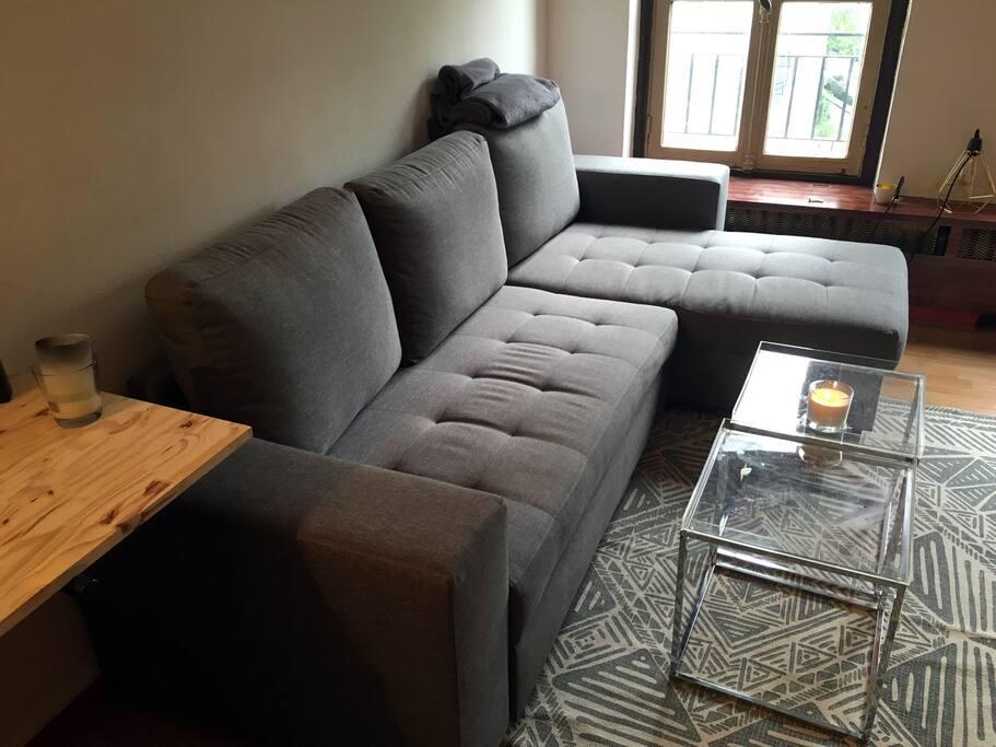 Living Room - Canapé Lit (Sofa bed)