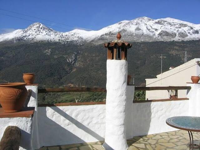 Casa Rural El Cantón, tranquilidad y paisaje