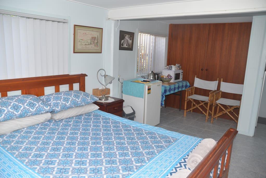 Bedroom 1 - $80 per night