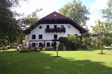 Cosy room in beautiful house near Attersee - Auleiten