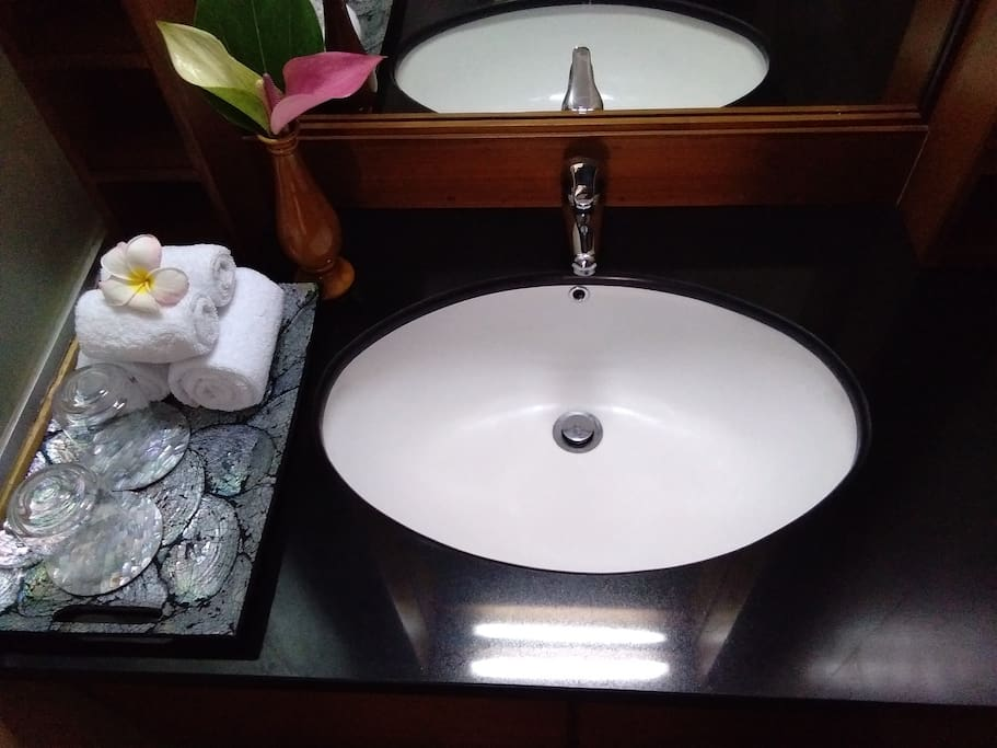 Wash Basin Double Suite Room