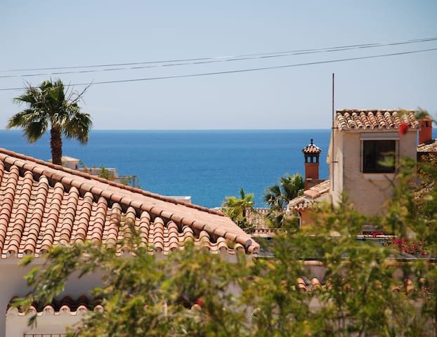 Sea View Apartment in Mijas Costa - Costa del Sol - Flat