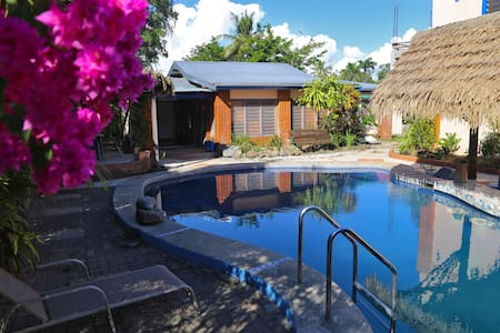 Bua Bed & Breakfast - Double Room - private bath - Nadi