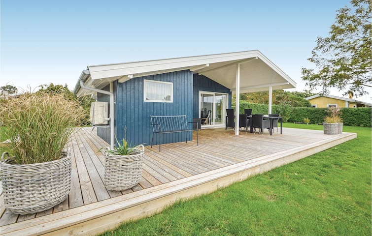 Holiday cottage with 3 bedrooms on 71m² in Haderslev