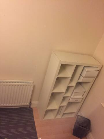 Large double room with ensuite and garden - Londres - Casa
