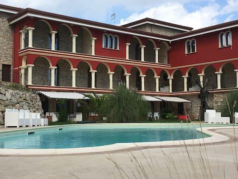 Villa Vento dei Cieli - Camera Puglia