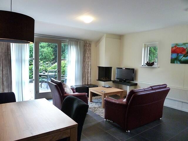 Comfort en rust; midden in natuur - Merselo - Kisház