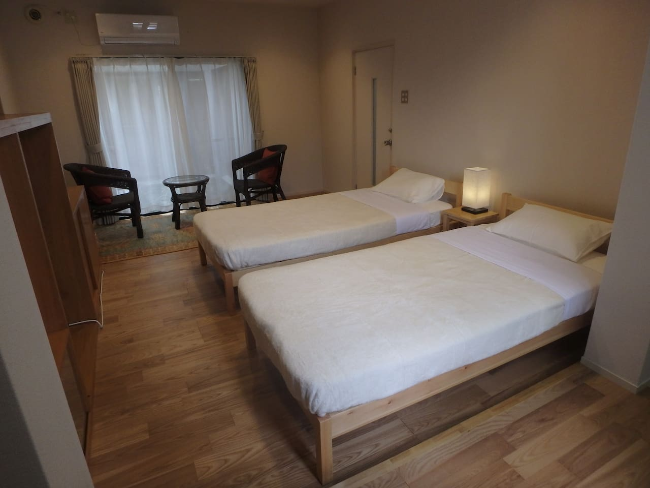 AOI Guest House Twin Room