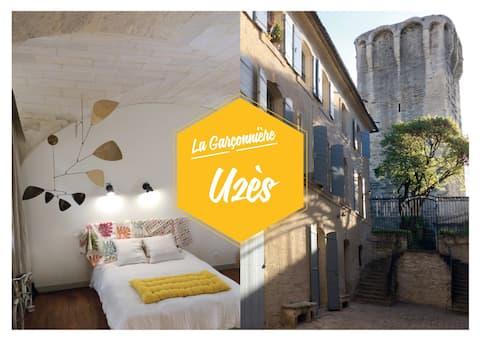 Studio glamour dans sublime hôtel Particulier!