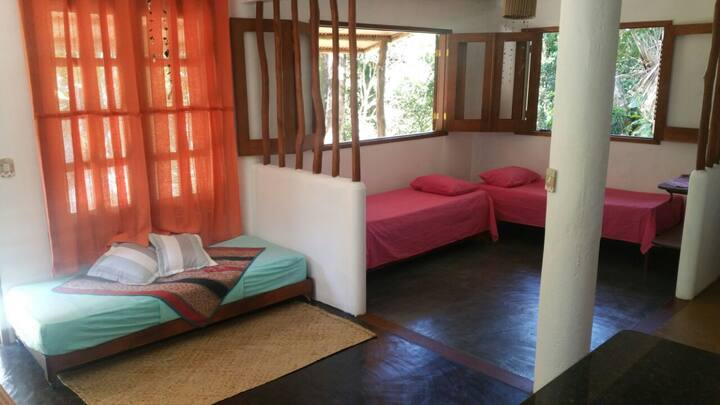 Morro de Sao Paulo Country Studio