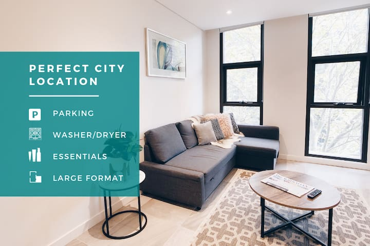 ✔✔✔ Sydney CBD 1Br Apartment - Brand New