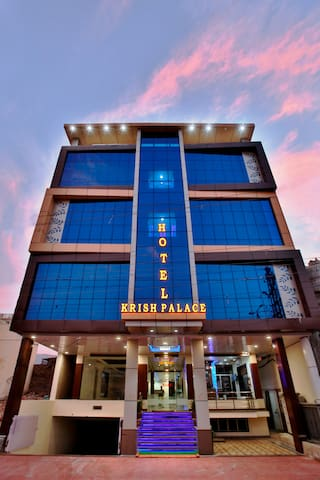 Hotel Krish Palace : Best Place To Stay In Pushkar