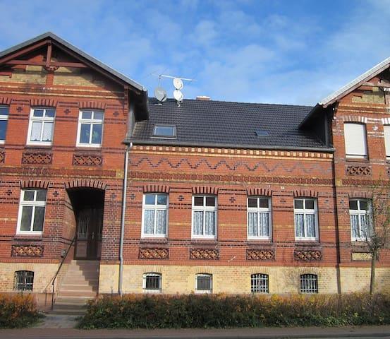 Gästewohnung in Sanne - Hassel - Apartamento
