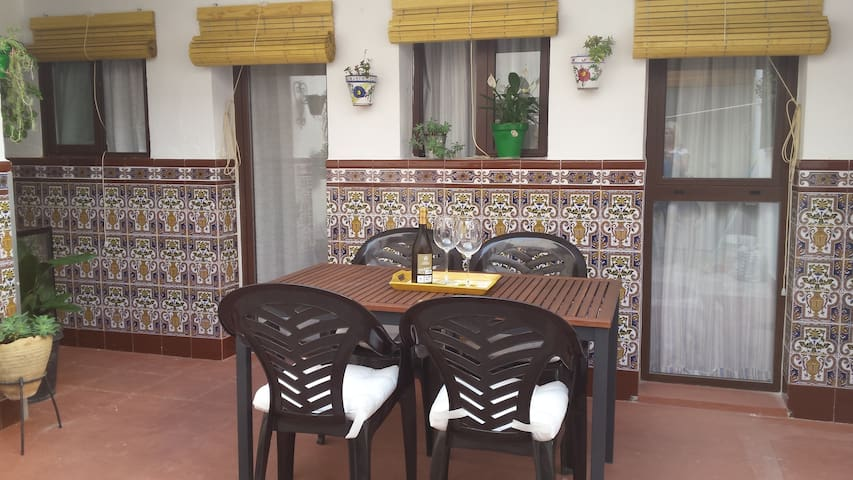 Casa con wifi en casco antiguo