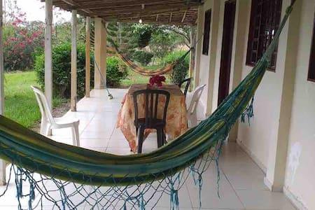 Calma e paz na zona rural de Paudalho