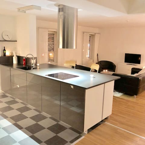 Perfect apartment in town centre