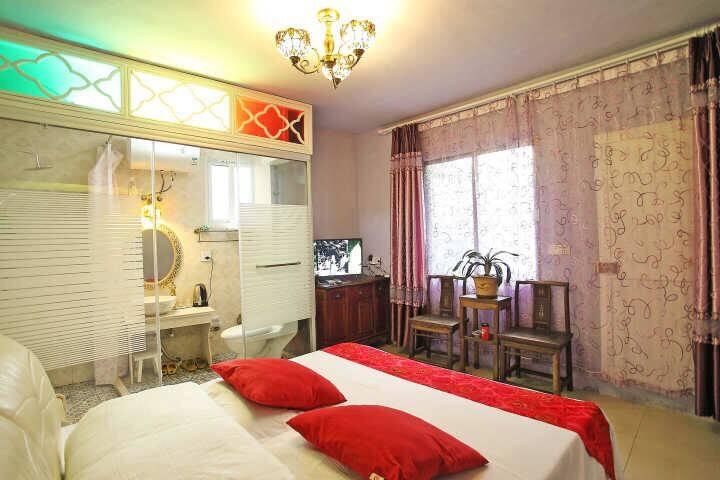 房间名称:秋月、 - 嘉善西塘 - Dom