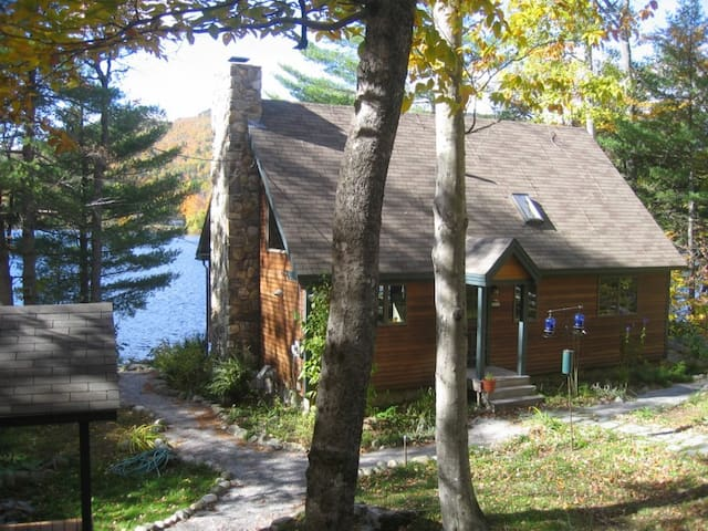 Greenwood Lake Cottage