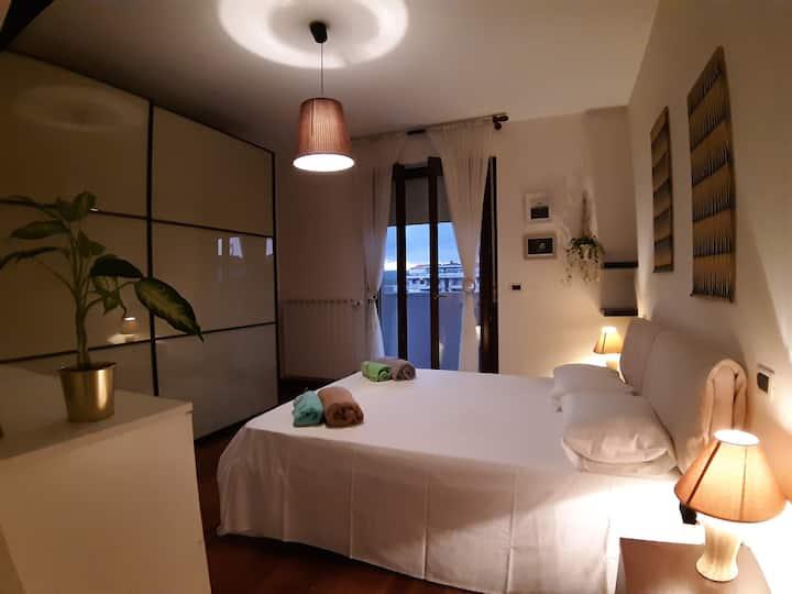 Moderno appartamento a 30mt  dal mare