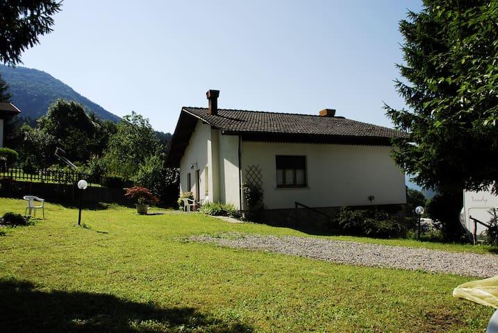 Casa via Zoncolan -Carnia - Ovaro