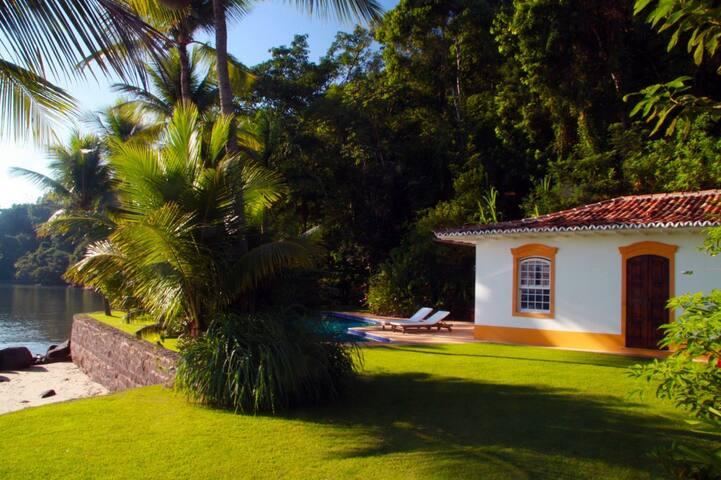 Suíte da Pool House - Paraty - Villa