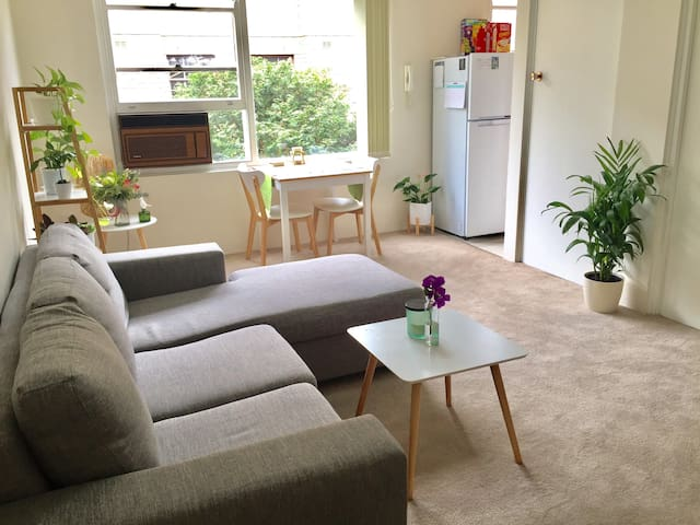 Light and Airy 1 Bedroom Apartment - Ashfield - Apartamento
