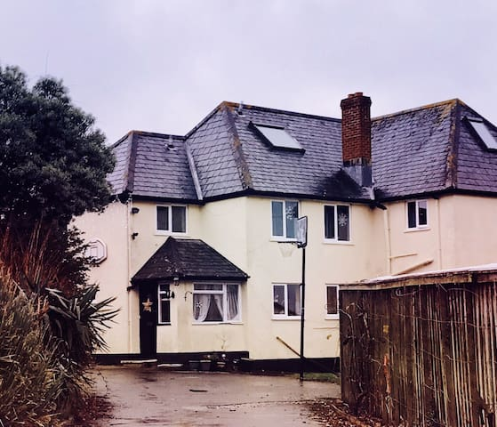 6 bed house Dartmoor Exeter Large Groups - Tedburn Saint Mary - House