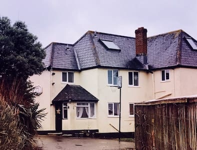 6 bed house Dartmoor Exeter Large Groups - Tedburn Saint Mary - Huis