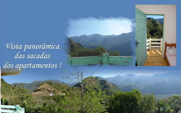 Serra Rio do Rastro- Suíte 2 pessoas- Vista Única